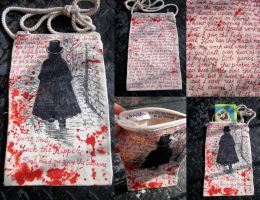 Doodle Bag Jack The Ripper by whyamitheconvict