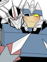 Breakdown/Starscream by erodayu