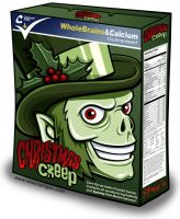 Christmas Creep Cereal by Shannanigan
