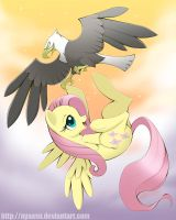 To the Birds feat. Fluttershy by Nyaasu