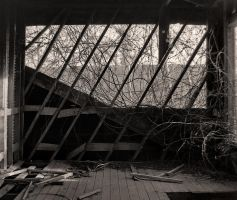 Diagonals by nebulae-decay