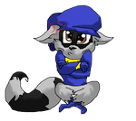 Kid Sly Cooper Me Dont Want by Ask-Sly-Cooper