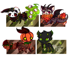 :Halloween Designs Up For Auction(closed): by PrePAWSterous