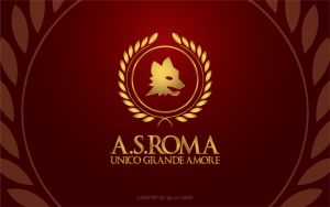 AS Roma Unico Grande Amore by BlinVarfi