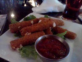 Ruby Tuesday Fried Mozzarella by BigMac1212