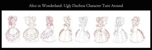 Alice in Wonderland-Ugly Duchess by snuapril01
