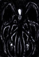 Slenderman Cool Coal Art by AkatsukiFan505