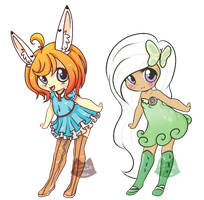 Collab Adopts by Ambercatlucky2