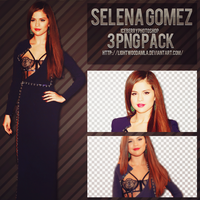Selena Gomez Png Pack by lightwoodamla