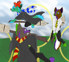 Quittich Practice Fun by boxes-of-foxxes