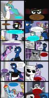 Trip to Equestria page 23 by AlexLive97