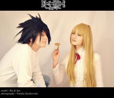 Dont angry L chan by ZaxCosplay