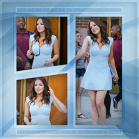 +Photopack Elizabeth Gillies by AHTZIRIDIRECTIONER