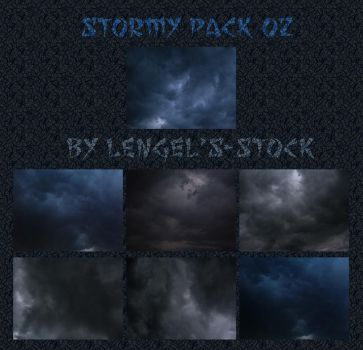 Stormy Pack II by Lengels-Stock