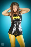 Batgirl by Sydabee