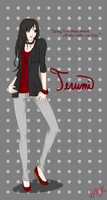 Terumi-Sensai by XxXmoonshineonmeXxX