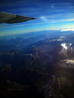 Above the Alps by teddybearcholla