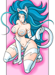 Felicia The Epic Catgirl by R-Legend