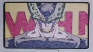 Cell's perfect show.GIF by Gladiatuss