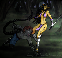 Kilik Vs Tia'ja Commission by Dahdtoudi