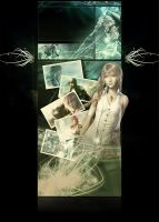 Serah and lightning YT BG by demeters