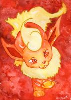 Flareon by Starrydance