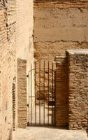 Castle wall6 by archaeopteryx-stocks