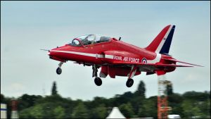 Red Arrows Take off 8 / FAS 2012 by Somebody-Somewhere