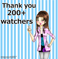 200+ Watchers by Princess-CoCo-154