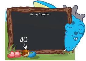 PMA - June's Berry Counter by RoyLover