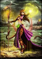 Flotsam Enchantress by Serathus