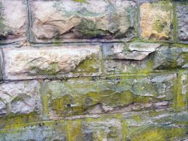 Decayed Stone Blocks 1 by OsorrisStock