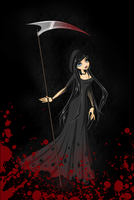 Cristalina Death by Cristalinawinx