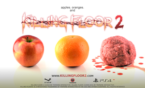Apples. Oranges. and KIlling Floor 2 by zynthetic