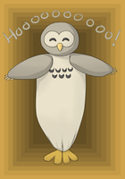 Cutie pa-Hootie by chiyokins