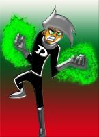 Danny Phantom by garyeakin