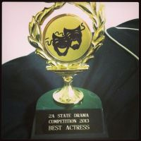 Acting Trophy! by KellBell523