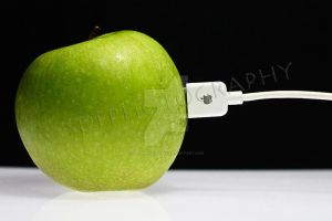 apple by sdfphotography