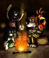 Oogle Boogle Barbeque by Nintendo-Nut1