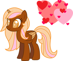 MLP Vector: Sweet Heart by outlaw4rc