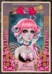 Monster High - C.A. Cupid by kharis-art