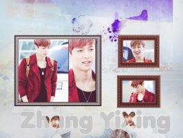 EXO Lay Wallpaper by kamjong-kai