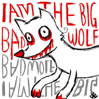 The big bad wolf by nuttycoon