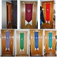 Legacy of Kain Door Banners by LiquidSilver7