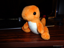 Charmander Doll by naox