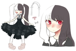 Lolita Fashion Hooman Adopt Auction [closed] by OperaHouseGhost
