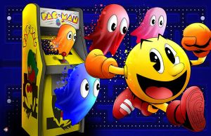 Pac Man Arcade Escape by WiL-Woods