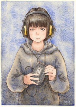 Is this old walkman? by MASAMI-YOSHIAKI