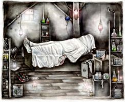Frankenshteins LaboratorY by Anuk