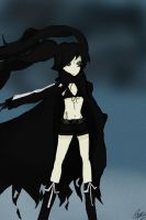 ::.Black Rock Shooter.:: by Geellick